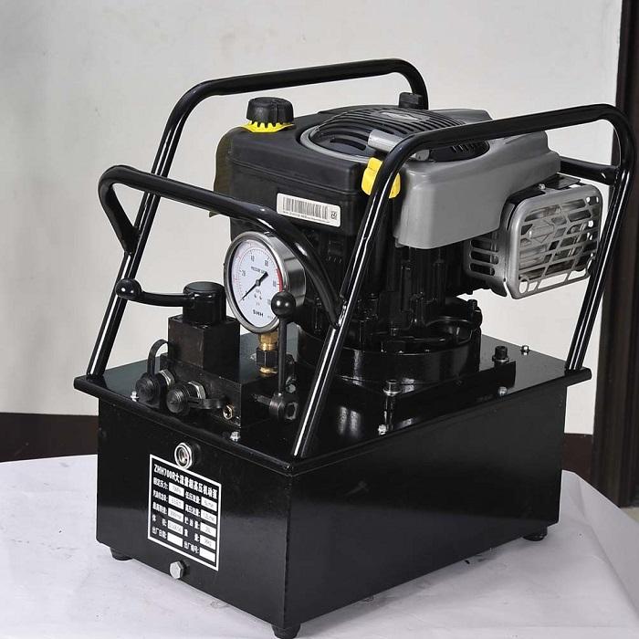 پاوریونیت یا پاورپک در هات تپ  پاوریونیت پاوریونیت و کاربرد آن در عملیات هات تپ Hydraulic Power Pack