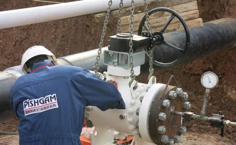 هات تپ و ضرورت آب بندی اتصالات  هات تپ و ضرورت آب بندی اتصالات hottap 19 Copy 825x510